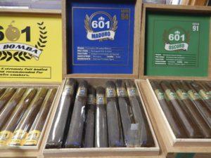 601 La Bomba available at Rivermen Cigars