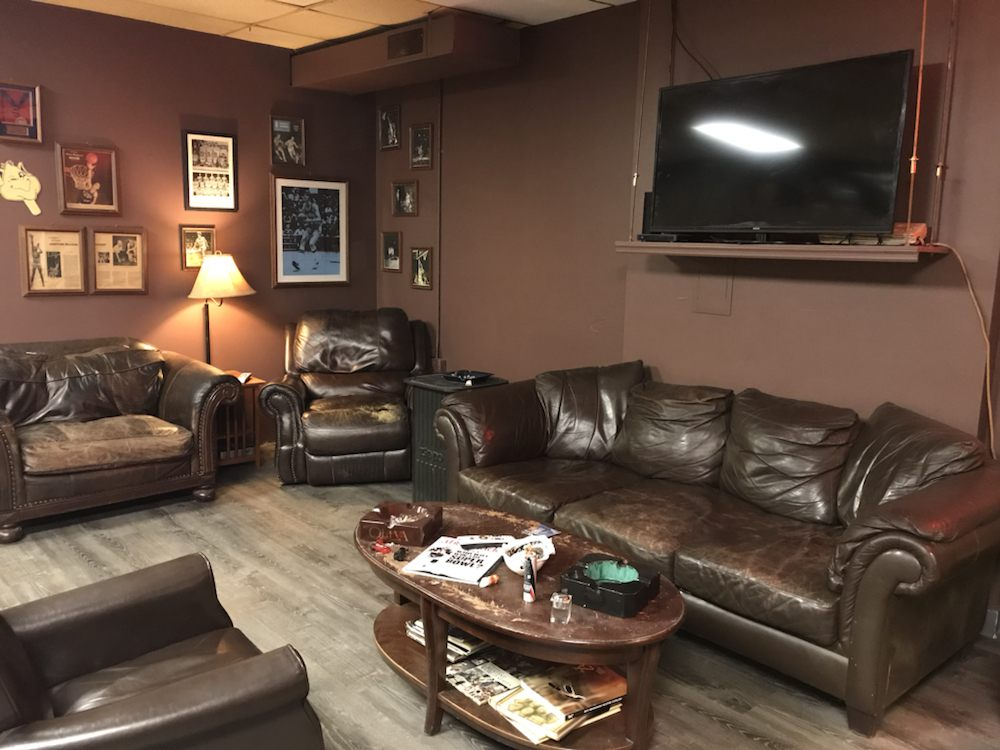 Premium cigar shop and lounge